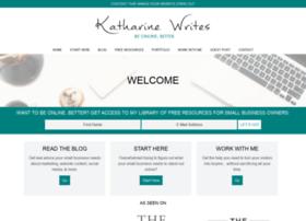 katharine-writes.com