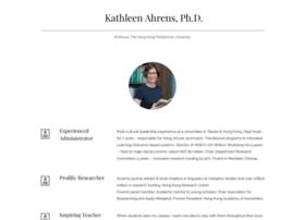 kathleenahrens.com