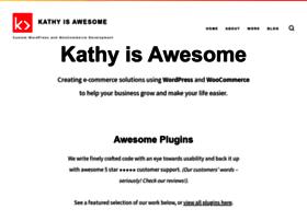 kathyisawesome.com