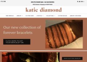 katiediamondjewelry.com