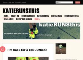katierunsthis.com