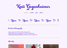 katigegenheimer.com