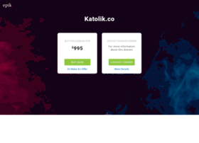 katolik.co