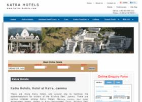 katra-hotels.com