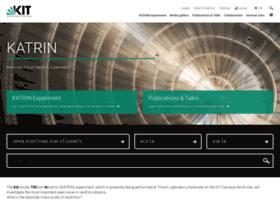 katrin.kit.edu