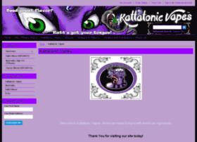 kattatonicvapes.com