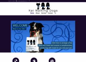 katwalkingdogs.com
