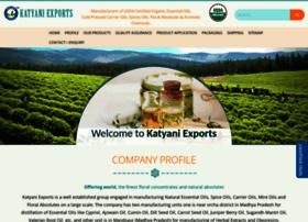 katyaniexport.com