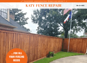 katyfencerepair.com