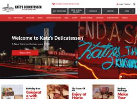 katzsdelicatessen.com