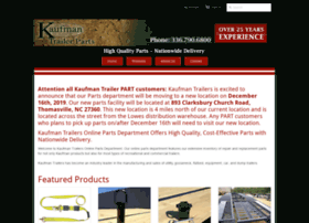 kaufmantrailerparts.com