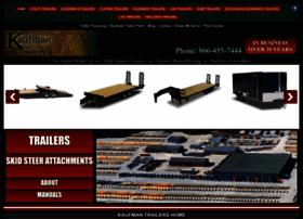 kaufmantrailers.com