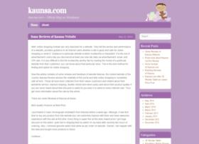 kaunsacom.wordpress.com