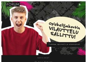 kauppakeskusforum.fi