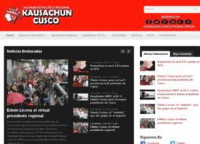 kausachuncusco.com