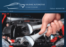 kaushal-automotive.com