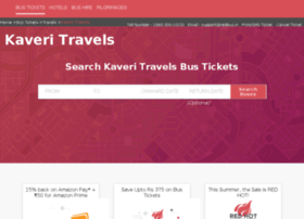 kaveri-kamakshi-travels.redbus.in