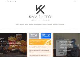kavielteo.blogspot.sg