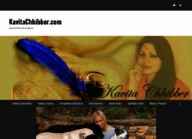kavitachhibber.com