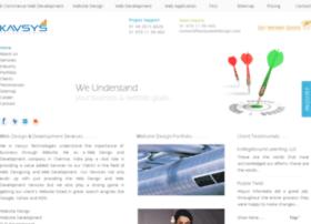 kavsyswebdesign.com