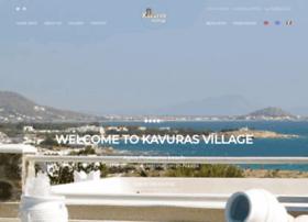 kavurasvillage.gr