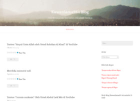 kawanlama95.wordpress.com
