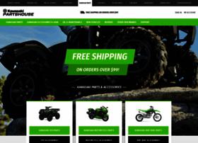 kawasakipartshouse.com