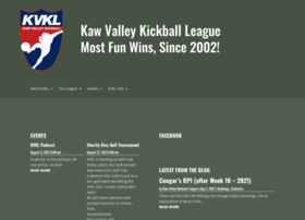kawvalleykickball.com