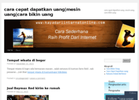 kayadariinternetonline.com