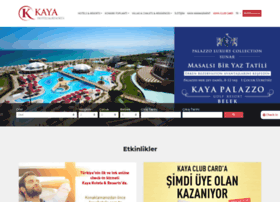 kayahotels.com.tr