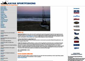 kayaksportfishing.com
