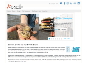kayaktillamook.com