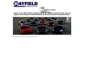 kayfield.webstarts.com