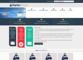 kayikcitesisat.com