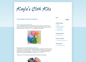kaylasclothkits.com