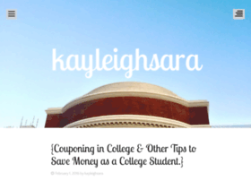 kayleighsara.wordpress.com