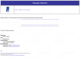 kayoda.net
