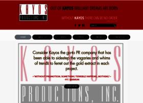 kayosproductions.com