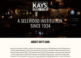kaysbarpdx.com