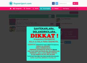 kayseriport.com