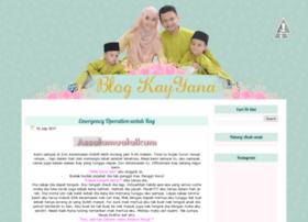 kayyana85.blogspot.com