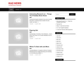 kaz-news.info