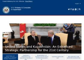 kazakhstan.usembassy.gov
