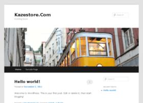 kazestore.com