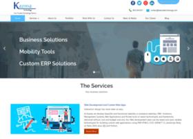 kazmatechnology.com