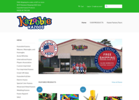 kazoos.com