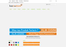 kazoustore.com