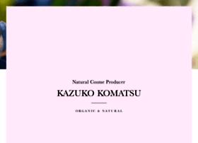 kazuko-komatsu.jp