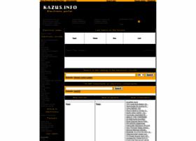 kazus.info
