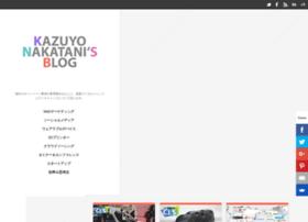 kazuyonakatani.com